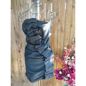 Black cocktail dress size 5